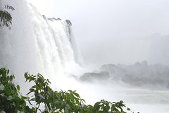 Iguazu Falls Argentina Side Round-trip transfers from and to hotel to park