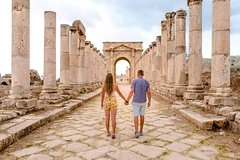 Half Day Private Tour From Amman To Jerash