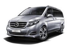 Imagen Private Arrival Transfer: Heathrow Airport to Central London in a Luxury Van