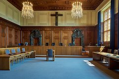 Nuremberg WWII Courtroom 600 and 3rd Reich sites