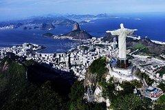 Ver la ciudad,Tours de un día completo,Tour por Río de Janeiro,Cristo Redentor,Excursión a Pan de Azúcar