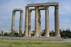 Full Day Tour Athens Highlights and Cape Sounio