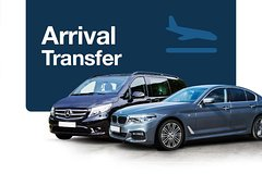 Private Arrival Transfer from Milan Linate Airport to Milan City