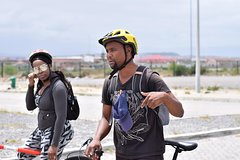 Cycling in Cape Towns Largest Township