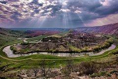 Privat tour to Old Orhei and Monastery Complex Moldova.
