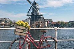 Bike Like A Local in Haarlem
