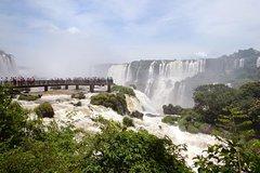 Imagen Excursión para grupos pequeños al lado brasileño de las Cataratas del Iguazú desde Puerto Iguazú