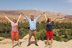 Salir de la ciudad,Excursiones de más de un día,Excursion desierto Marrakech