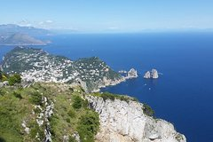Capri ,Blue Grotto, Sorrento and Pompeii from Sorrento Main Port