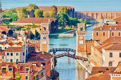 Private Venetian Ships Pavilion and Castello Walking tour