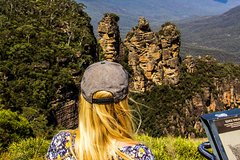 Imagen From Sydney Sunset Blue Mountains Wilderness & Wildlife Tour Without the Crowds
