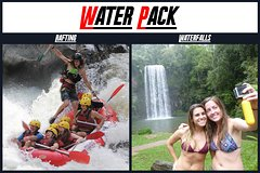 Water Pack-2 days of Waterfalls and Rafting!