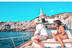 Private boat tour among the wonders of Capri and Positano