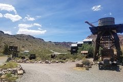 Ghost Town Mine and Colorado River Tour