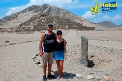 Imagen Caral Archaeological Site Day Trip from Lima