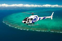 Great Barrier Reef & Rainforest Scenic Helicopter Flights from Cairns