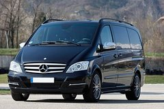 Private Transfer by Minivan from Sorrento to Naples Airport, Train Station,