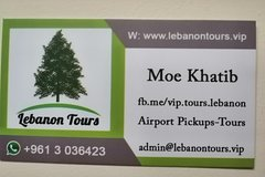 Lebanon tours vip jeitta byblos beirut we charge per vechile not per person.