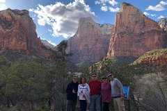 Private Tour to Zion National Park
