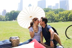 Central Park Picnic with Full Day Bike Rental