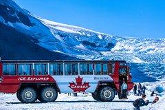 Salir de la ciudad,Actividades,Excursiones de un día,Actividades de aventura,Salidas a la naturaleza,Excursión a Columbia Icefield