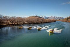 Imagen Queenstown Jet Boat Ride on the Shotover & Kawarau Rivers
