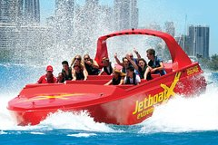 Surfers Paradise, Gold Coast Jet Boat Ride: 55 Minutes