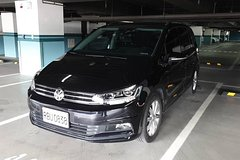 Seven-seat car, charter free, airport transfer, round-the-island charter tour