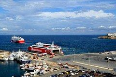 Athens City Center To Rafina Port