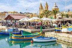 Blue Grotto & Marsaxlokk Sunday Market