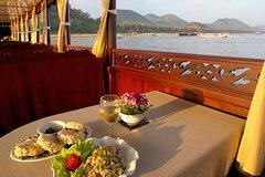 2 days Mekong upstream cruise to Houay Xay