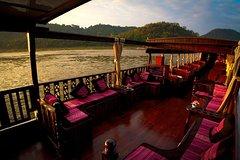 2 days Mekong downstream cruise to Luang Prabang