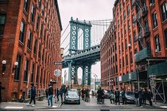 Brooklyn Bridge and the Seaport Walking Tour