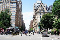 NYC Pedicab Central Park Ride @PedalMeGreen