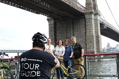 NYC Secret Streets Guided Bike Tour: High Finance to Hidden Chinatown (7 Hours)