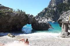 Capri private boat tour from Sorrento - Raffaelli Typhoon -