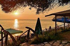 Camping at Lukova Beach
