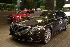 Private Melbourne airport transfer: Arrival OR Departure to CBD (1 way)