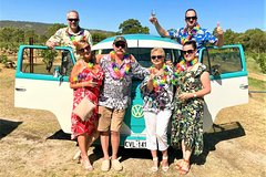 VW Kombi Wine Tour in the Swan Valley