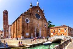 Private Tour Venice Rialto Market San Polo and Frari Church Walking Tour