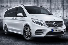 Imagen London Departure Private Transfers to London Gatwick Airport LGW in Luxury Van