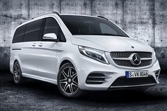 Imagen London Heathrow Airport LHR Arrival Private Transfer to London in Luxury Van
