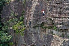 Taipei Beitou Outdoor Rock Climbing 1-Day Package