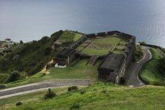 Imagen Visite de la côte de Saint-Christophe: Excursion panoramique avec visite optionnelle de la forteresse de Brimstone Hill