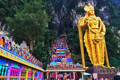 Imagen Private Half-Day Batu Caves and Cutural Tour in Kuala Lumpur