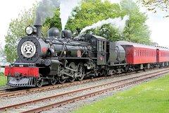 Imagen Picton Shore Excursion: Marlborough Flyer Train Tour