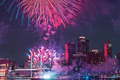New York City Premium Fourth of July Dinner Cruise by World Yacht