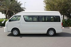 Private Van with English Speaking Driver