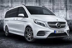 Imagen London Departure Private Transfers to London City Airport LCY in Luxury Van
