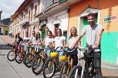 Imagen Bogota Downtown Private Bike Tour
